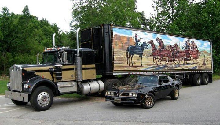 smokey and the bandit el grande pics. Black Bedroom Furniture Sets. Home Design Ideas