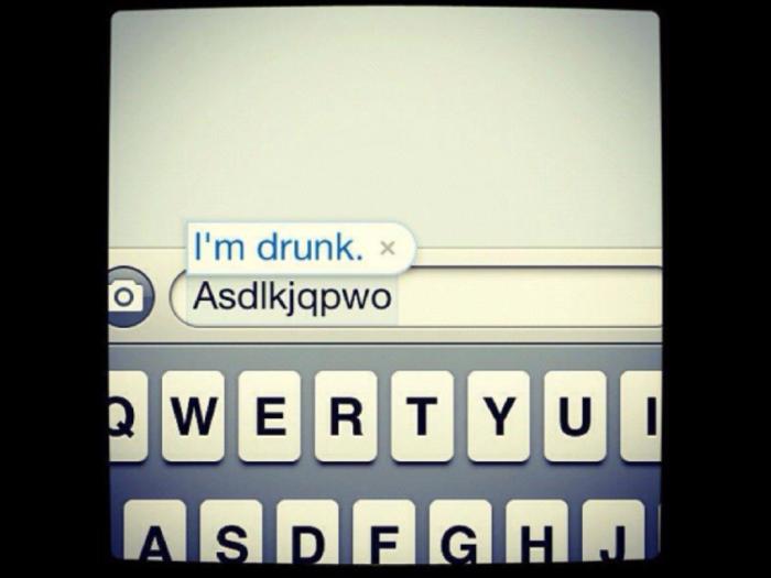I'm Drunk1