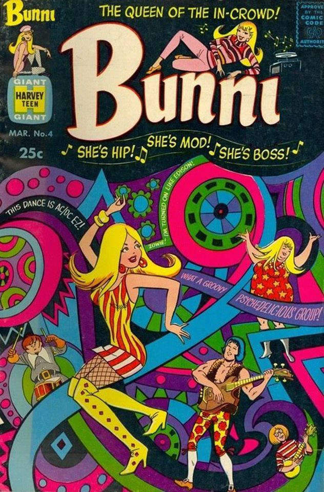 Bunni Comic1