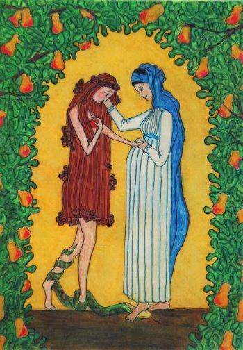 Eve&Mary