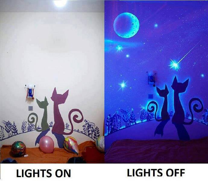 Lights On, Lights Off