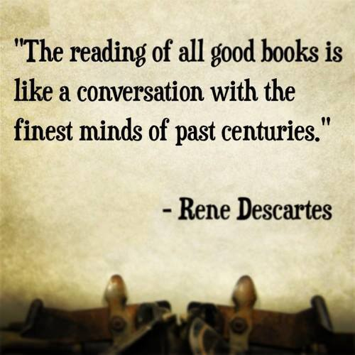 The Readings of all Good Books