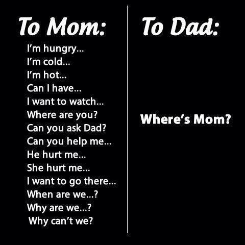 To Mom, To Dad