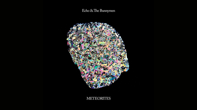 Echo and The Bunnymen Meteroites Album Cover1