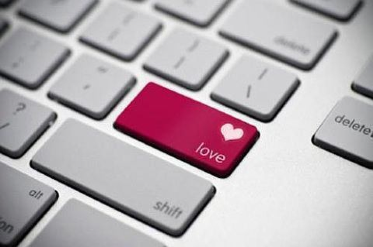 Love Keyboard Key