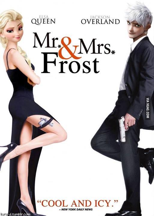 Mr & Mrs. Frost