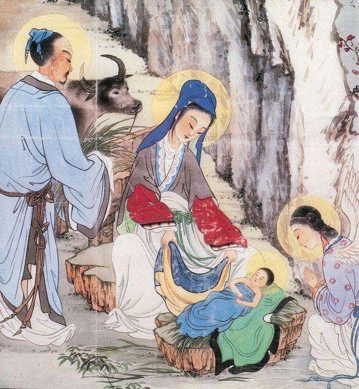 Chinese Nativity1